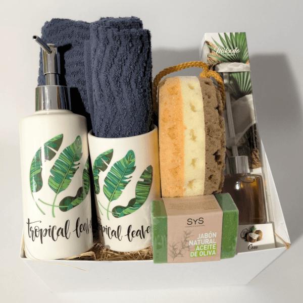 pack-de-regalo-bath-tropical-verde-azul